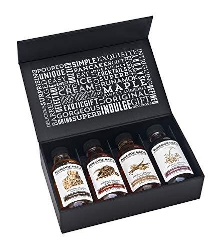 Runamok Maple Syrup Gift Box   Unique Vermonter