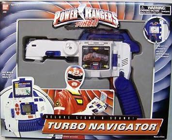 Saban\u0027s Power Rangers Turbo Navigator Handheld Game Console