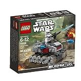 Lego, Star Wars Microfighters Series 1, Clone Turbo Tank (75028)