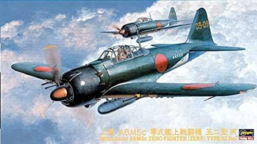 09072 1/48 A6M5 Zero Fighter Type 52 Zeke