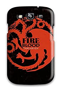 Eric S Reed DYlqzAK357OJZZp Case Cover Galaxy S3 Protective Case Game Of Thrones