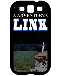 Legends Galaxy Case's Shop 2015 New Fashionable Cover Case Specially Made For Samsung Galaxy S3(Zelda II: The Adventure Of Link) 7040040ZB663206503S3