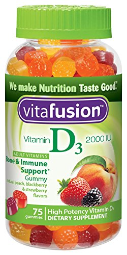 Vitafusion Vitamin Gummy Vitamins Count product image