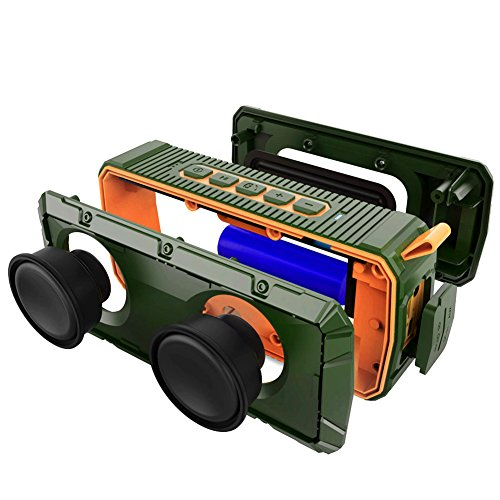 APIE-Portable-Wireless-Outdoor-Bluetooth-Speaker-IPX6-Waterproof-Dual-10W-Driversf-Enhanced-Bass-Built-in-Micwater-ResistantBeach-Shower-Home