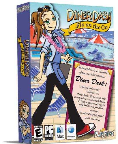 Diner Dash: Flo on the Go - PC/Mac (Dash Pc Games)