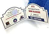 Qiyun Lot of 2 Limited Treasures Pro Bears 1998 New England Patriots Bledsoe New