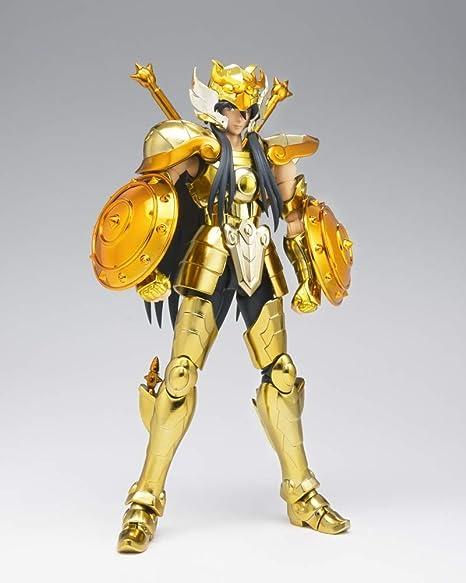 Bandai Figure Saint Seiya Myth Cloth Ex Shiryu Armure Gold Libra Dohko 18 Cm 4573102553898 Amazon De Toys Games