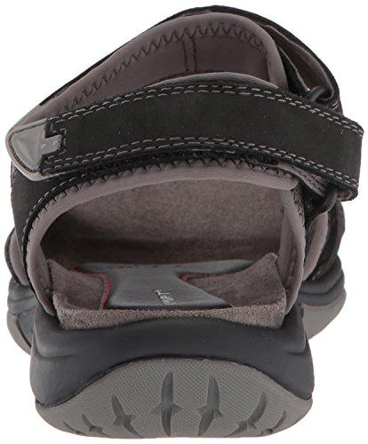 Three Women's Sandal Franklin Strap Rockport Black Sport A1E0wOnq