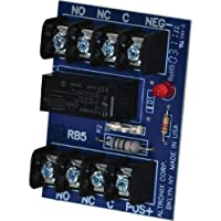 Altronix RB5 Relay Module - 6vdc Or 12vdc Operation