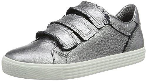 Kennel und Schmenger Schuhmanufaktur Damen Town Sneaker Grau (gun Sohle weiss)