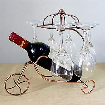 Casavidas - Estante de metal para vino, diseño de pizarras ...