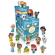Disney Princesses Mystery Minis Vinyl Figures Set of 12