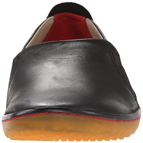 Vivobarefoot Mata Suede Slip-on Black 0Xo3I