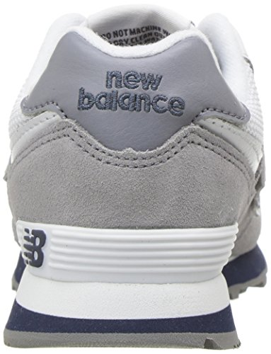 Enfant New Balance navy 574v2 Grey Baskets Mixte nxzZwUqPC
