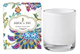 SOI Company The Aqua de SOi 100% Premium Natural Soy Candle, 11 Ounces Boxed Jar (Jasmine Hyacinth)