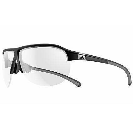 Amazon.com: adidas tourpro L anteojos de sol A178 – Negro ...