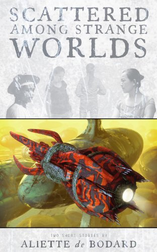book cover of Scattered Among Strange Worlds
