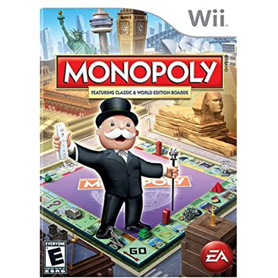 Monopoly: Artist Not Provided: Video Games