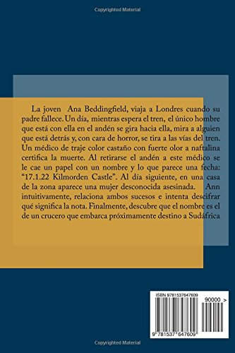 El Hombre del Traje Color Castano (Spanish Edition): Agatha ...