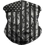 Seamless Rave Face Mask Bandana Dust Wind UV Sun, Neck Gaiter Tube Mask Headwear