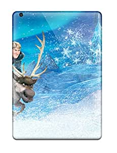 New Style Durable Case For The Ipad Air- Eco-friendly Retail Packaging(kristoff Elsa In Frozen) 3432083K23512008