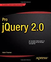 Pro jQuery 2.0, 2nd Edition Front Cover