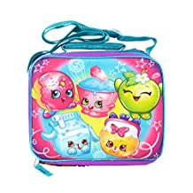 Toys/Backpacks Rectangle Shopkins Lunch Bag