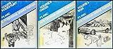 1978 AMC Repair Shop Manual Original 3 Vol. Set Pacer/Gremlin/AMX/Matador