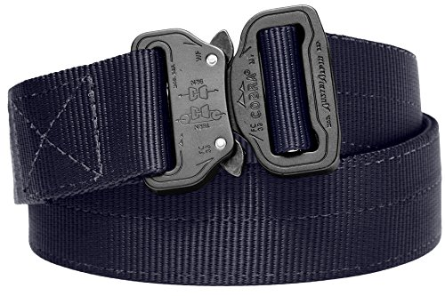 Cobra Quick Release Buckle Men's Tactical Belt –2 PLY 1.5