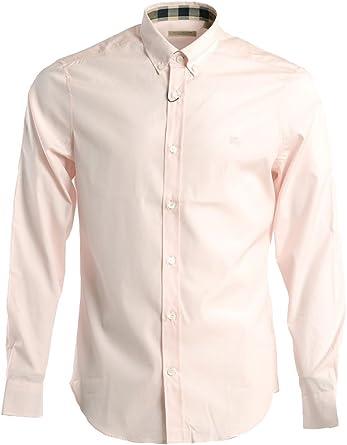 Burberry - Camiseta de manga larga - para hombre Rosa S ...
