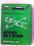 Austin Maxi 1969-72 Autobook
