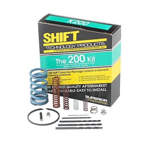 Transmission Parts Direct K200 Valve Body Kit (200/200C/Superior)