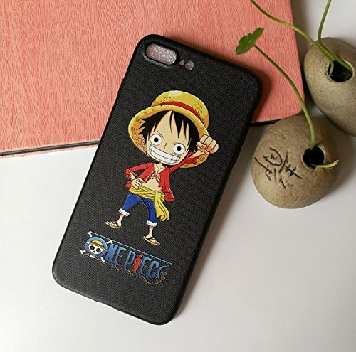 Amazon.com  One Piece Luffy for iPhone 7 8 Case a202cc5d1