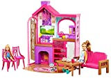 (US) Barbie Camping Fun Cabin Set