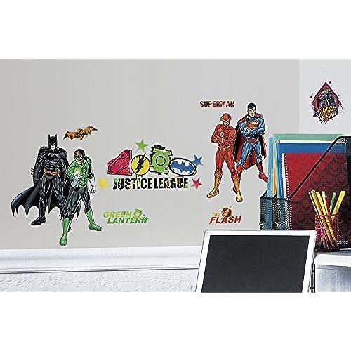Superhero Wall Decals Amazoncom - Superhero wall decals