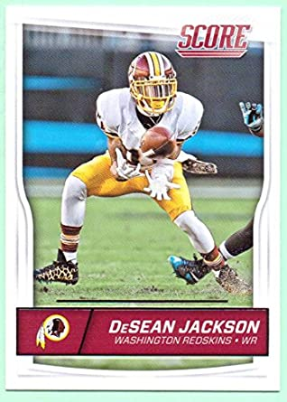 DeSean Jackson 2016 Score  328 - Washington Redskins at Amazon s ... 418de1b49