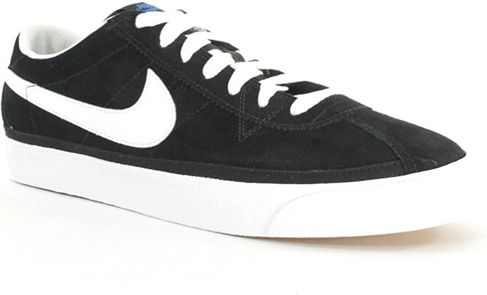 Inadecuado Respiración despierta  Nike SB Zoom Bruin Black/White Skate Shoes (10UK / 45EU): Amazon.co.uk:  Shoes & Bags