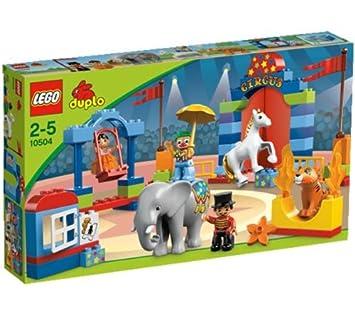 LEGO DUPLO 10504 - En la Ciudad: Gran Circo