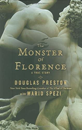 book cover of The Monster of Florence