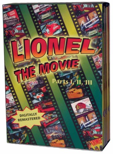 Lionel: The Movie, 3-DVD Boxed Set by