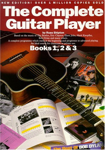 The Complete Guitar Player - Books 1, 2 & 3 (New Edition). Para ...