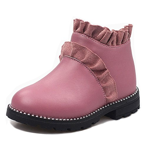 lil girls winter boots - 5