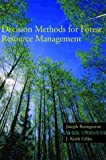 img - for Decision Methods for Forest Resource Management by Joseph Buongiorno (2003-02-28) book / textbook / text book