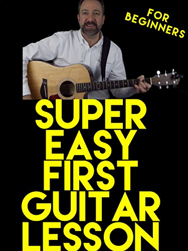 - Super Easy First Guitar Lesson For Beginners