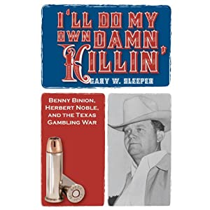 I'll Do My Own Damn Killin' Audiobook
