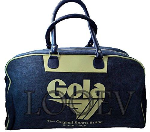 Bolsa de Garganta Gimnasio Bag Hombre Mujer Men Woman Cub 953/Cream Marino