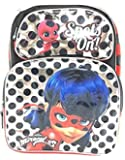 "Nickelodeon Miraculous Ladybug Sliver 16"" School Backpack"
