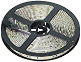 Led World Black PCB 5M 5050 SMD 300 Leds RGB Color Waterproof Flexible Strip Lights DC12V