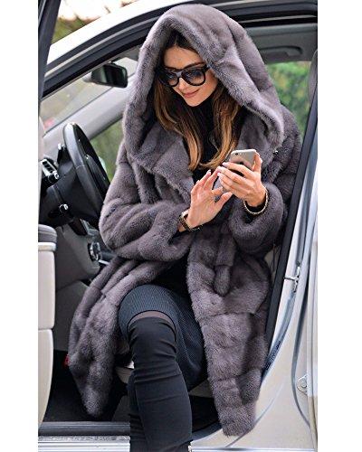 Impermeabile Cappotto Donna Cappotto Impermeabile Donna Grey Aox Grey Aox Aox Cappotto Donna Impermeabile fR1ZE