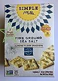 Cheap Almond Flour Crackers Party Pack, 17oz, Delicious, Nutrient Dense, Vegan, Gluten-Free, Paleo-Friendly